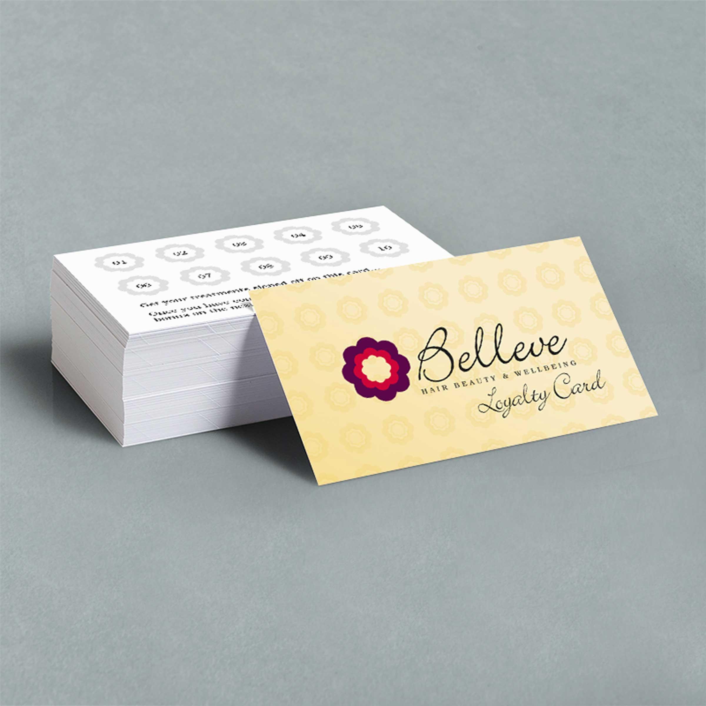 Belleve_Loyalty_Card