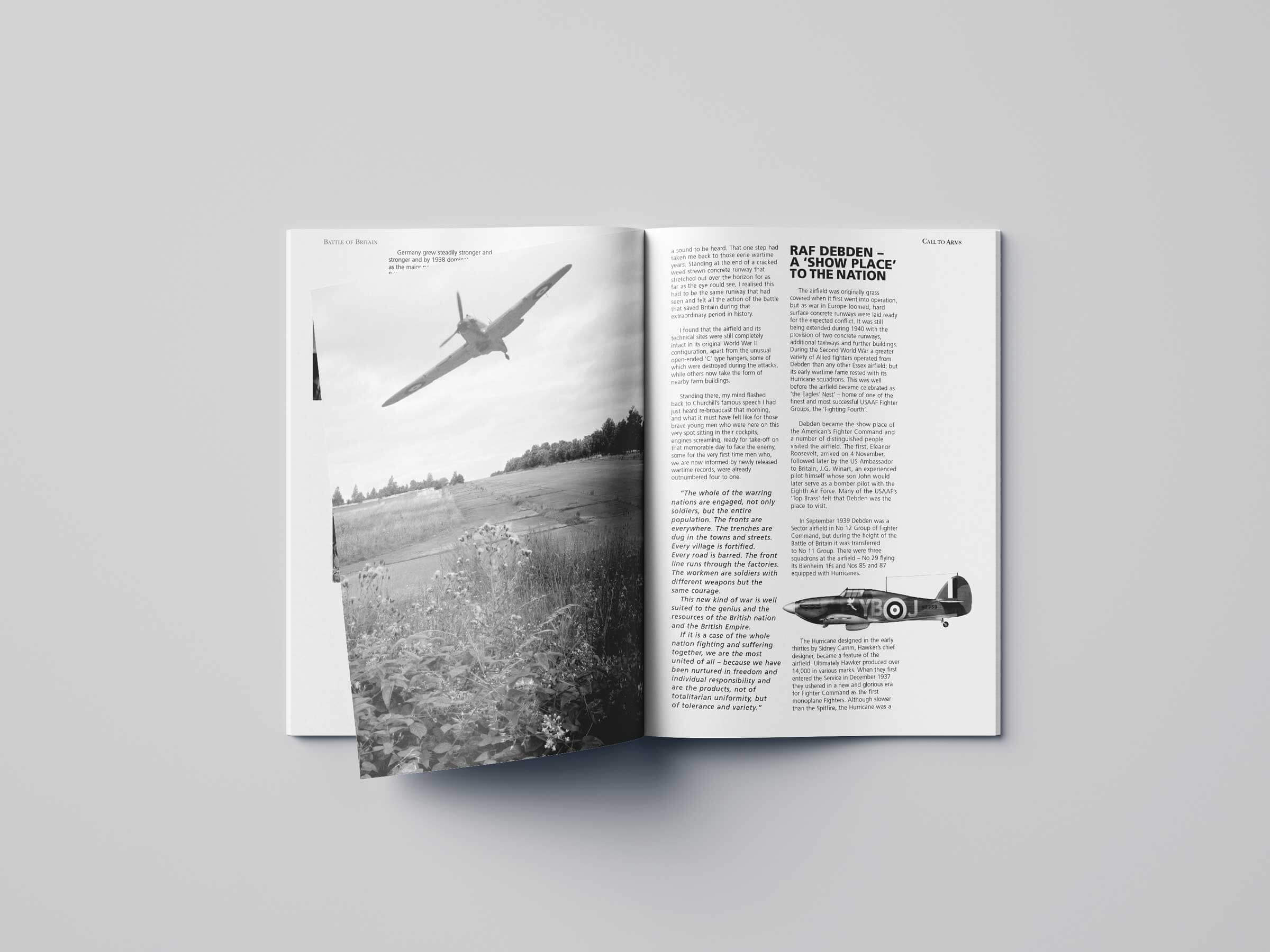 Thaxted_Bulletin_Issue_86_Inner_Spread