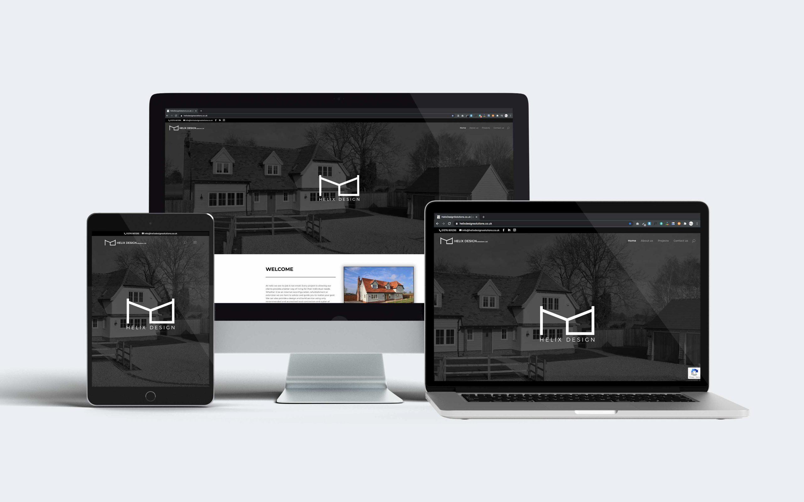 Helix-Design-Website