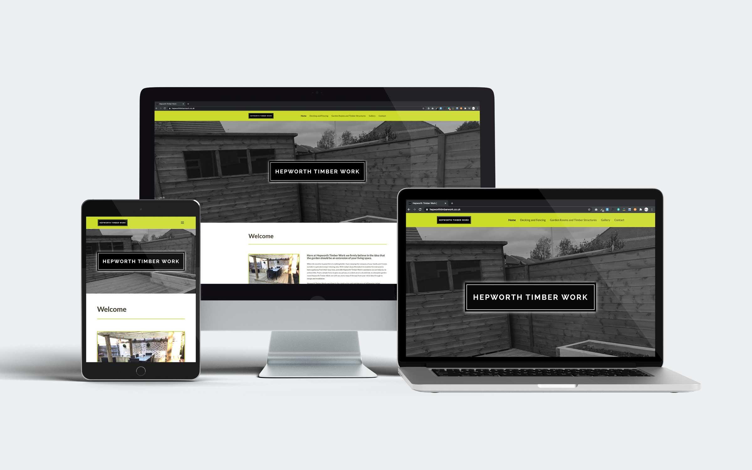 Hepworth-Website