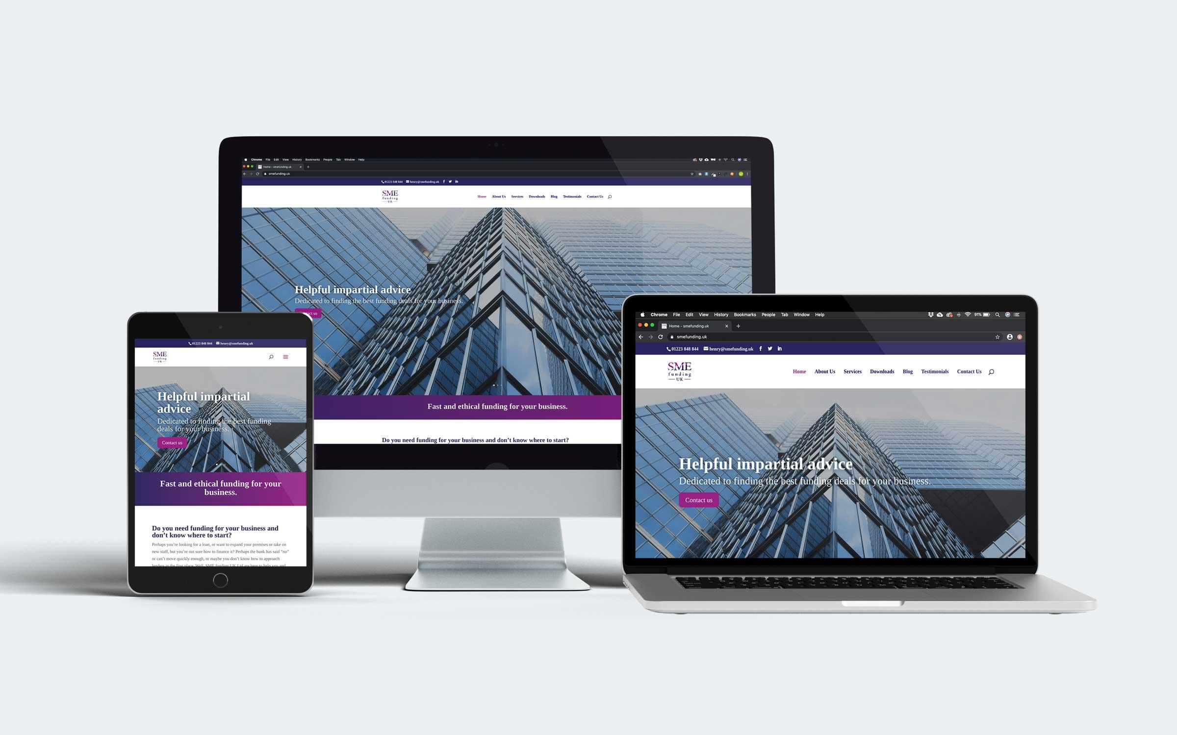 SME-Funding-Website