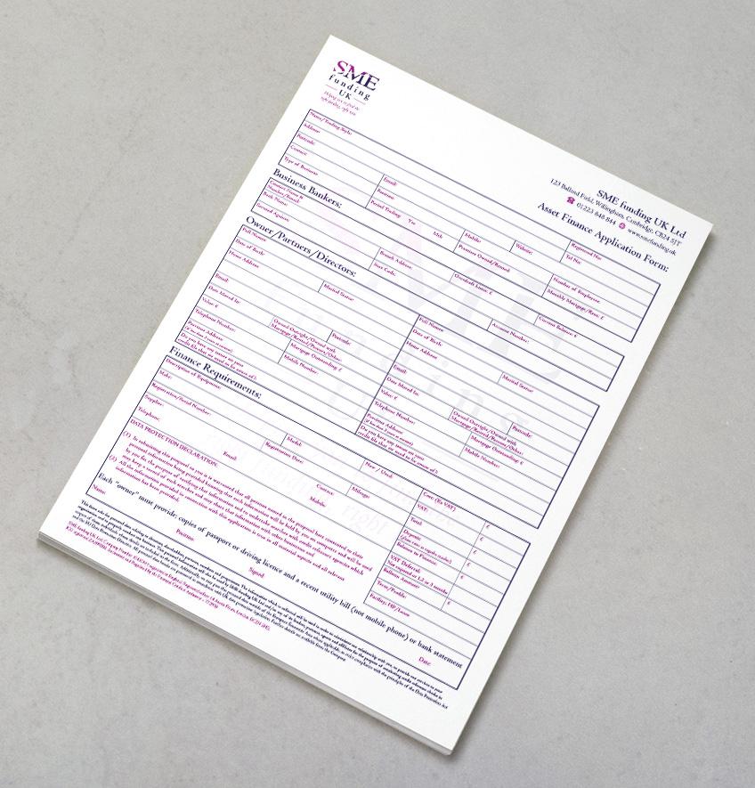 SME-funding-A4-Finance-Form