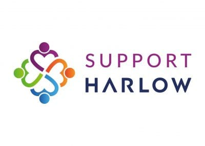 Support Harlow